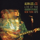 Alvin Lee - Live At The Academy
