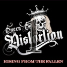 Queen Of Distortion - Rising From The Fallen